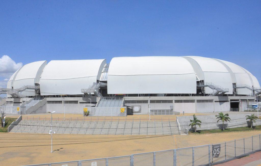 Hospital de campanha será montado na Arena das Dunas para tratar ...