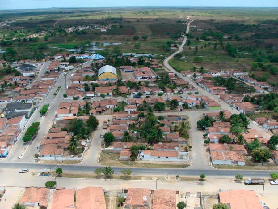 Resultado de imagem para imagem da cidade de BENTO FERNANDES-RN